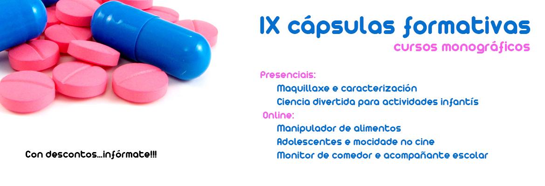 IX Cápsulas formativas
